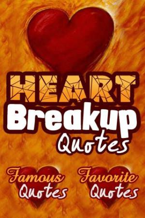 Heart Breakup Quotes