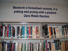 School Library Quotes
