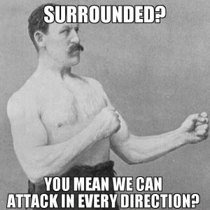 Overly Manly Man. Ahahahahahaaha!!!!