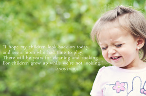 Quotes About Little Girls Growing Up