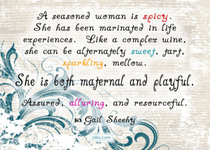 Words of Wisdom for Women ~ Honoring Our Complexity and Our Simple ...