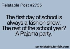 so true high school quotes | LOL funny fashion true true story school ...