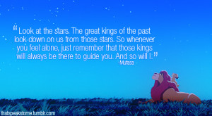 Mufasa # The Lion King # Movies # Quotes # Inspirational # Disney