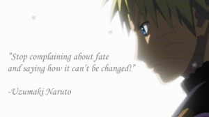 naruto quotes about never giving up