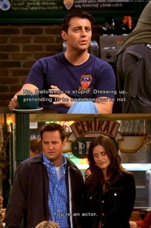 funny quotes, tv show friends
