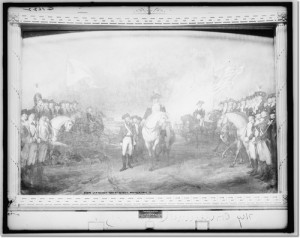 By John Trumbull Surrender Of Lord Cornwallis