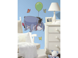 Quote : Eeyore : [as he finishes building his house out of twigs ...
