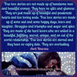 True Love Stories Are Eternal..
