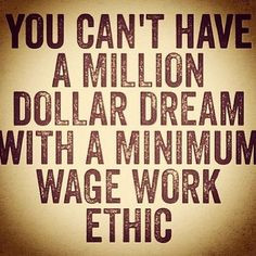 Work for It! / Best Quotes Around! :) #hotpinkdiamonds