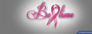 ... Cancer Awareness Month Pink Ribbon Facebook Cover Timeline Photos