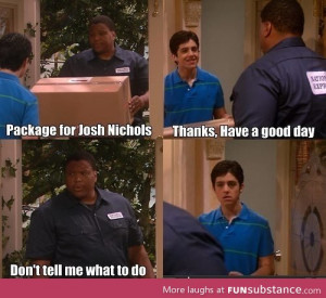 awesome, day, drake and josh, funny, good, guys, have, humor, lol ...
