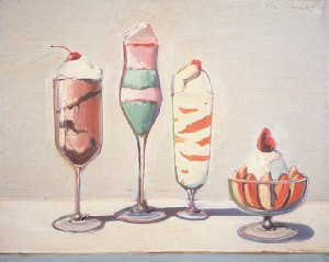 Artist Research: Wayne Thiebaud