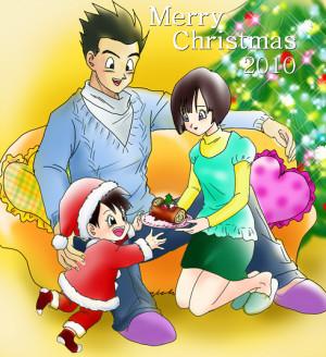 Dragon Ball Love Gohan