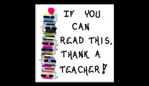Thank You Teacher Quotes Teaching quote, thank you,
