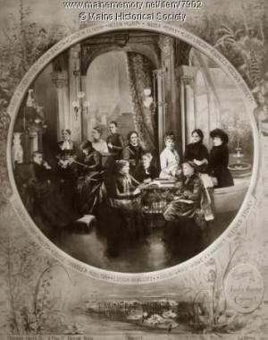 Perry, Lucy Larcom, Frances Hodgson Burnett, Elizabeth Stuart Phelps ...