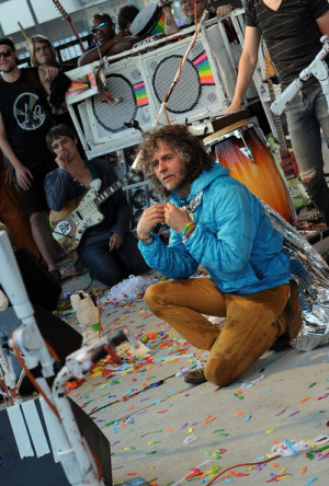 Wayne Coyne The Flaming