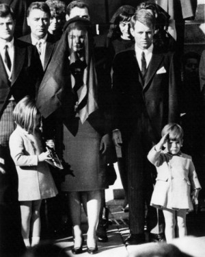 john f kennedy jr funeral
