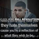 ... rapper, drake, quotes, sayings, haters, hate drake, quotes, sayings