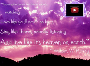 Life quotes live your life to the fullest quote on purple sky capture