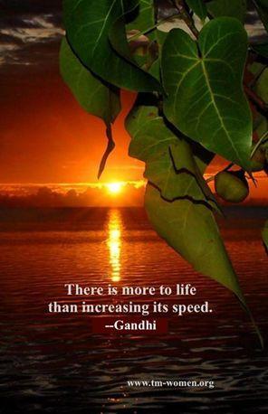 take time to # breathe