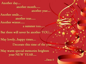 New Year Quotes Let The Coming Year Be A Glorious Happy New Year A New ...