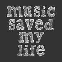 honestly music suicidal music saved my life