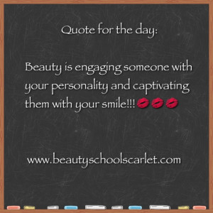 beautiful person will always make a long lasting impression. It can ...