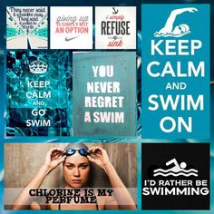 cute swimming quotes