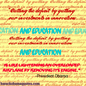 Quotes About Education Barack Obama Quote