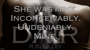 Lilley - Dair (The Wild Side #3)
