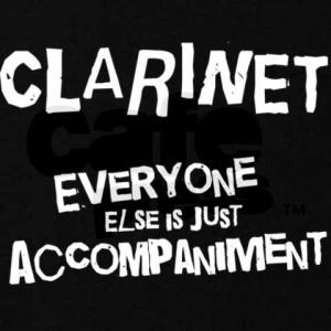 Clarinet jokes are always a success among musician – as are jokes ...
