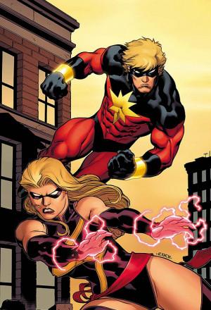 Comic Book Casting: The CAPTAIN MARVEL Movie