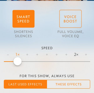 Overcast is a hot new podcast app for the iPhone from Marco Arment