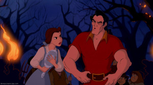 gaston beauty and the beast quote
