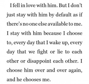 Allegiant quote. Call me what you will but I cried so hard when I read ...