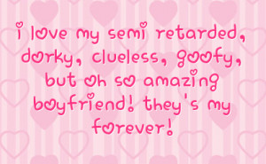 Cute Dorky Love Quotes