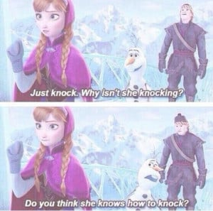 funny frozen quotes