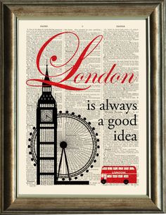london quotes vintage london prints england quotes london travel ...