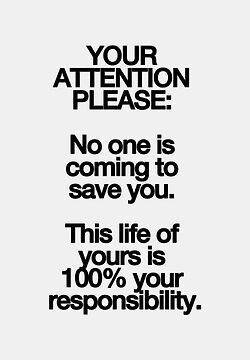 Take charge