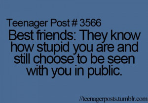 best friends, bff, funny, happy, teen, teenager post, text, true ...