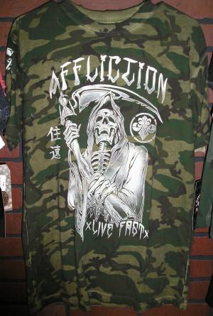 Mens Affliction T Shirts