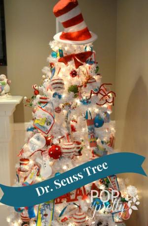 Holiday, Hoobie, Whatty? Our Dr. Seuss Christmas Tree (2013)! - A Pop ...