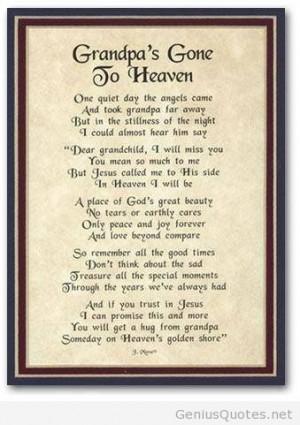 Grandpa Sayings Love and miss my grandpa