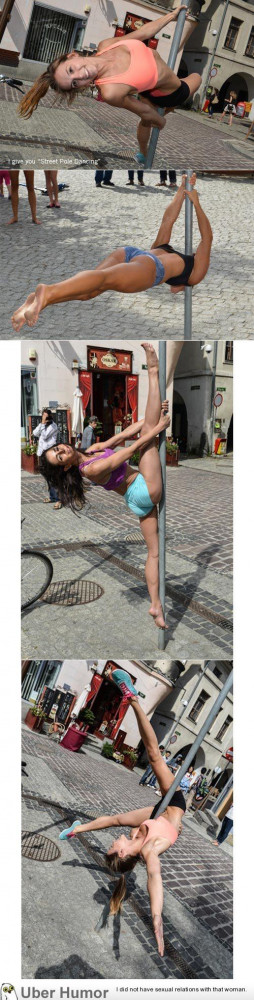 Pole Dancing Funny Quotes