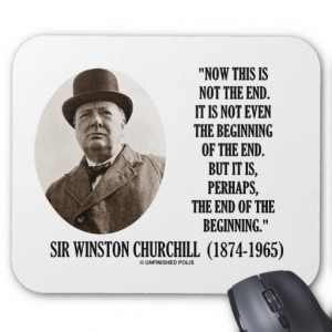Winston Churchill Quotes During World War 2