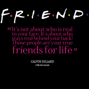 not true friend quotes