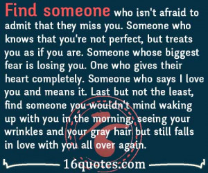 Find Someone Who Loves You Quotes for You