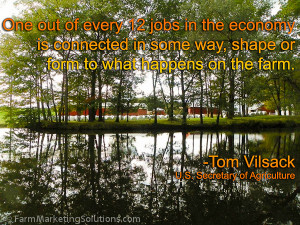 Farming Quotes Tom vilsak farm quote