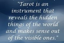 Tarot School Quotes / Things to contemplate about the tarot. / by The ...