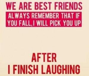 True best friend quotes